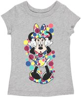 """Disney Minnie Mouse Little Girls' Toddler """"Party Balloons"""" T-Shirt"""