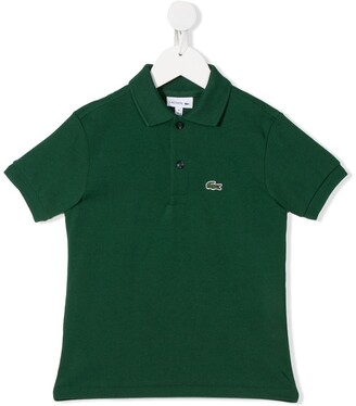 Lacoste Kids Branded Short-Sleeved Polo Shirt