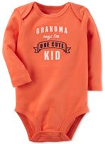 Carter's Grandma Says I'm Cute Cotton Bodysuit, Baby Boys (0-24 months)