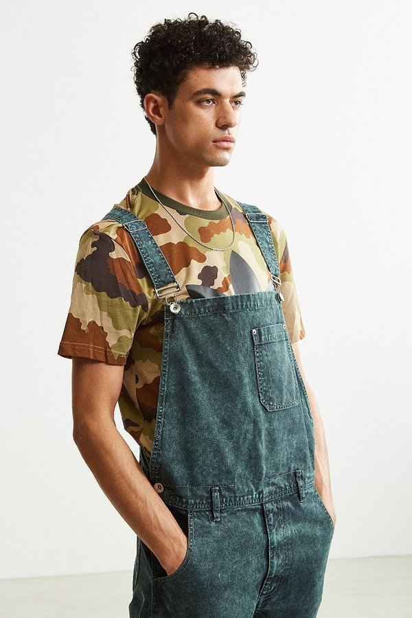 BDG Overdyed Canvas Overall