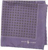 Polo Ralph Lauren Neat Silk Twill Pocket Square