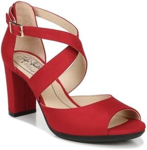 LifeStride Allison Strappy Dress Sandals Women's Shoes