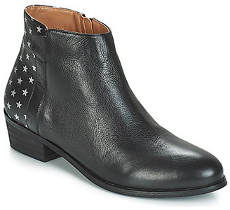 Karston WENDI women's Mid Boots in Black