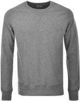 Nudie Jeans Sven Light Sweatshirt Grey