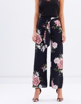 Miss Selfridge Alice Bloom Wide Leg Trousers