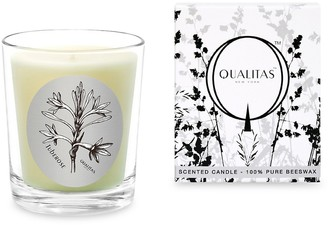 Qualitas Candles Tuberrose Scented Beeswax Candle