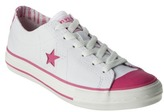 Converse Women's One Star® DX Oxford - White/Pink