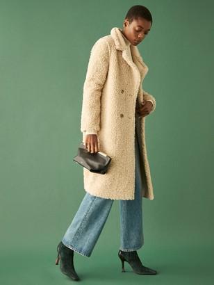 Reformation Trolley Coat