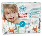The Honest Company Honest Diapers in Multicolored Giraffe Pattern