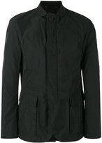 HUGO BOSS front pockets bomber jacket