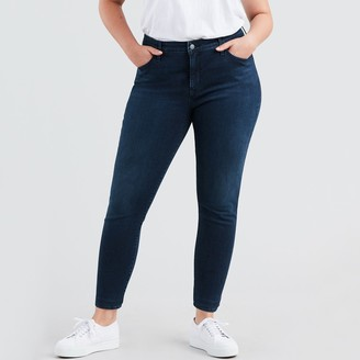 Levi's 310 Plus Size Shaping Super Skinny Jeans