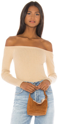House Of Harlow X REVOLVE Dove Rib Sweater