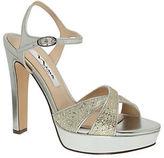 Nina Maria Glitter Platform Sandals
