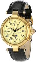 Steinhausen Men's SW391GLA Marquise Automatic Three Eyes Watch
