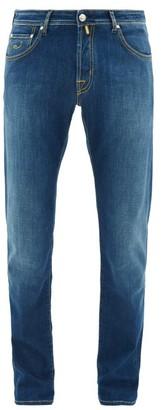Jacob Cohen Slim-fit Fade Wash Jeans - Mens - Indigo