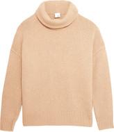 Iris and Ink Martina cashmere turtleneck sweater
