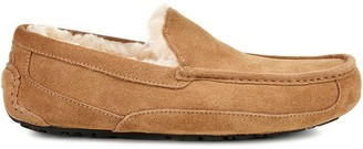 UGG Men's Ascot Slipper - Chestnut, Size 10