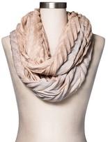 Merona Fashion Scarves Jacquard Blush
