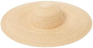 Forever New Phoebe Floppy Hat - Natural - 00