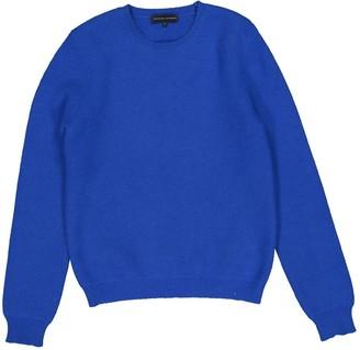 Jonathan Saunders Blue Wool Knitwear