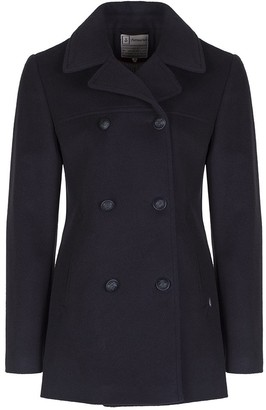 Armor Lux Women's 3371 Reefer Long Sleeve Coat