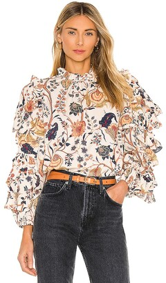 Ulla Johnson Pippa Blouse