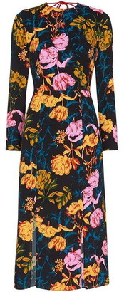 Whistles Digital Bloom Bella Dress