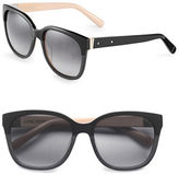 Bobbi Brown The Gretts 58mm Sunglasses