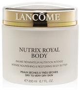 Lancôme NEW Nutrix Royal Body Intense Nourishing Cream