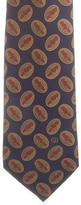 Gucci Silk Belt Print Tie