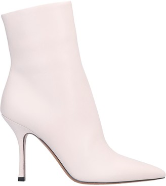 The Row Ankle boots