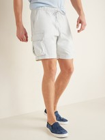 Old Navy Cargo Jogger Shorts for Men - 9-inch inseam