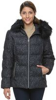 ZeroXposur Women's Powder Hooded Puffer Jacket
