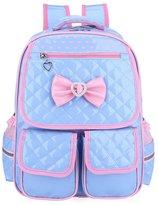 Tibes Children Backpack Lightweight Backpack Cute Waterproof Backpack for Girls
