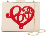 Love Moschino Love Heart Convertible Clutch