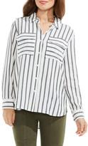 Vince Camuto Stripe Utility Shirt