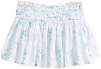 NECK & NECK Shirred Skirt