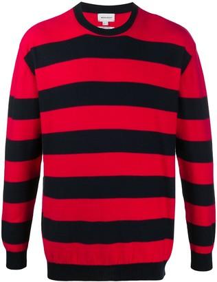 Woolrich Striped Long-Sleeve Jumper