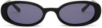 Hot Futures Good Vibrations - Gloss Black Smoke Lens