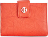 Giani Bernini Sandalwood Leather Wallet, Created for Macy's