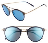 Oliver Peoples Women's Remick 50Mm Sunglasses - Beige