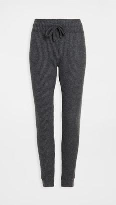 Beyond Yoga Waffle Living Easy Knit Sweatpants