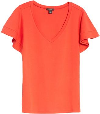 Halogen Flutter Sleeve T-Shirt