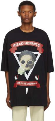 Undercover Black Dead Hermits T-Shirt