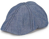 Daniel Cremieux Chambray Fitted Duckbill Hat