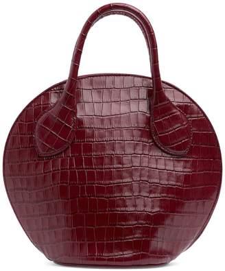 Rebecca Minkoff Textured Leather Satchel