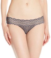 B.Tempt'd Women's Lace Kiss Bikini Panty #978182