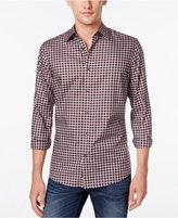 Michael Kors Men's Knox Check Shirt