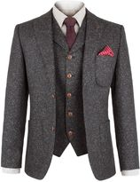 Gibson Men's Charcoal Fleck Donegal Jacket