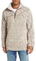 True Grit Men's Frosty Tipped Quarter Zip Pullover